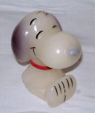 Htf Vintage Snoopy / Peanuts Gang Charles Schulz 6� Figural Candle Unused
