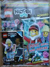 LEGO HIDDEN SIDE 1/2020 + PARKER Limited Edition Mini Figure