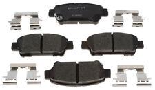 Disc Brake Pad Set-Reliant Ceramic Disc Brake Pad Rear fits 04-10 Toyota Sienna