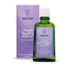 Savons et produits de bain et de soin du corps Weleda lavande