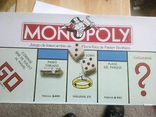 PARK MONOPOLY AL PASEO EDITION.GAME IS NEW.