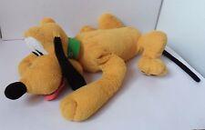 Disney Pluto Yellow Dog Plush Soft Toy Animal Figure Cartoon Tv Film Character