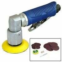 NEW Dual Action Mini Orbital Air Sander Tool Polishing Buffer Sanding Air Tools