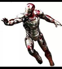 IRON MAN mark 42  Figura DRAGON Battlefield Collection FIGURE Nuova NEW Marvel