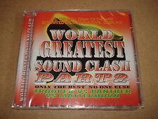 World Greatest Sound Clash Part 2 / CD / 2004 / OVP, Sealed / Reggae Dubplates