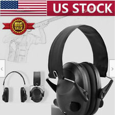 Us 6S Electronic Ear Protection Ear Muffs Shooting Hunting Sport Anti-Noise