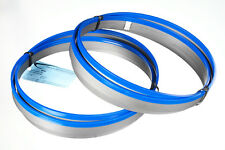2er SET Sägeband Bi-Metall M 42 Abmessung 2750x27x0,9 mm 10/14 ZpZ Bandsägeblatt