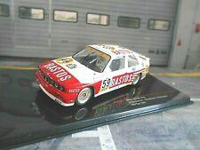 BMW M3 E30 WTCC 1987 24h Spa #59 Bastos Vermeersch Micangeli Fonta IXO NEU 1:43