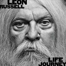 Life Journey by Leon Russell (CD, Apr-2014, Universal)