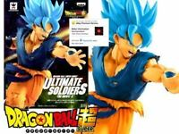 ☀ Dragon Ball Super DBZ Goku Banpresto Ultimate Soldiers Broly 20th Film Figure☀
