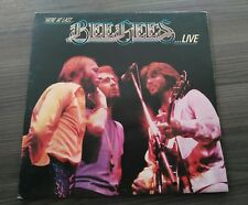 Bee Gees Here At Last The Bee Gees Live Vinyl LP RSBG 2658 120