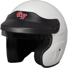 G-Force GF1 Open Face Helmet - Snell SA2015