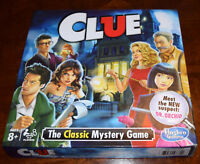 Clue The Classic Mystery Board Game Replacement Parts & Pieces 2015 Dr. Orchid