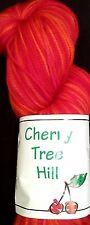 Cherry Tree Hill SUPERSOCK Fingering / Sock Yarn  420 yds -4 oz Superwash Merino