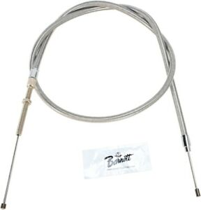 Barnett Stainless Clutch Cable Harley XLCH XLH1000 XLH900 XLS 102-30-10015
