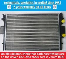 BRAND NEW RADIATOR IVECO DAILY MK3 29L/35C/35S/40C/45C/50C/60C/65C 2.8 DIESEL