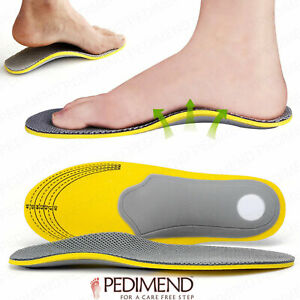 PEDIMEND™ Full Length Orthotic Inserts High Arch Support Insoles (2PCS) - UNISEX