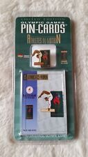 NEW! 1996 COLLECTION OLYMPIC GAMES PIN-CARDS-15 GYMNASTICS-WOMEN NIP