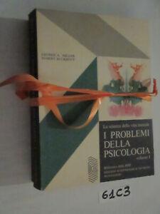 Miller Buckhout I PROBLEMI DELLA PSICOLOGIA (61C3)