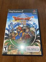 Dragon Quest VIII: Journey of the Cursed King (PlayStation 2, 2005)