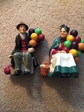 royal doulton figurines Balloon Man & Woman Hn 1934 Hn1315