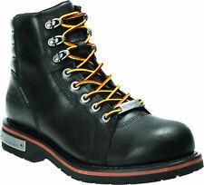 Harley-Davidson® Boots Stiefel Herren schwarz Leder 44 wasserd.  93584 Cranstons
