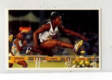 (Jm963-100) RARE,Q.O.S Who Am I ,Gail Devers ,Athlete 1994 MINT