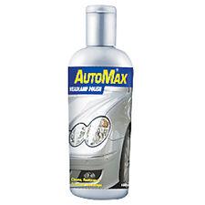 AutoMax Headlamp Polish 3.4 fl oz.Clean, Restore & Protect all Auto Lights