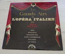 KEN NEATE TENOR GREAT ITALIAN OPERA AIDA ROGOLETTO PAILLASSE FRANCE ONLY LP