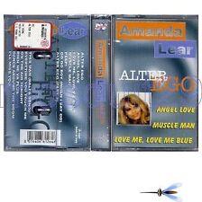 "AMANDA LEAR ""ALTER EGO"" RARE K7 ITALY ONLY 1997 SEALED"