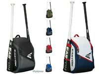 Easton Game Ready Youth Kids Baseball Softball Backpack Equipment Bag A159038