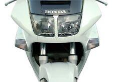 Blanc avant Clignotant Honda VFR 750 VFR750 RC36 RC 36 Transparent avant Signaux
