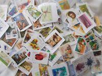 Australia Kiloware Stamps~200g~Commemoratives~inc recent~on paper UK Seller