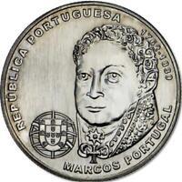 2,50 Marcos Compositeur Européen Monnaie En Nickel Portogallo