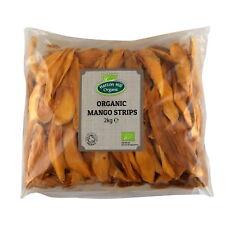 Organic Dried Mango Strips 2kg Certified Organic