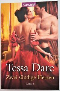 Zwei sündige Herzen   von Tessa Dare    Taschenbuch    Gebraucht   Zustand  Gut
