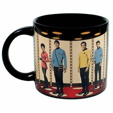 Star Trek Heat Change Transporter Mug