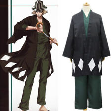Japón Anime Urahara Kisuke Blanqueador Kimono Uniforme Disfraz de Halloween Cosplay trajes