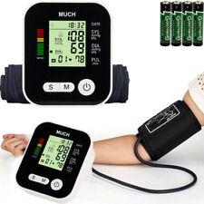 Digital Arm Blood Pressure Monitor BP Cuff Gauge Large Machine Device Automatic