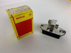 NOS Bosch 30062 Voltage Regulator
