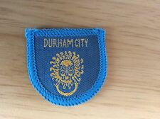 Scout Badge DURHAM CITY 1970s