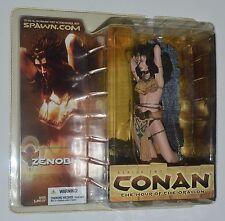 ZENOBIA CONAN Series 2 McFarlane Toys Hour of the Dragon Action Figure 2005 MIP