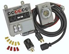 31406CWK RELIANCE INDOOR TRANSFER SWITCH KIT (30A) FOR PORTABLE GENERATORS
