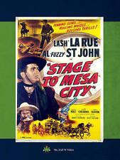 STAGE TO MESA CITY LASH LARUE JENNIFER HOLT CLASSIC WESTERN DVD