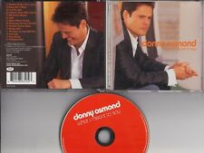 DONNY OSMOND What I Meant To Say 2004 CD ALBUM MINT FREEPOST