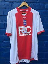 2008 Original Umbro Birmingham City Retro Jersey Soccer Football Shirt Mens Away