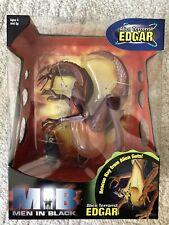 Men In Black Alien Terrorist Edgar 10� Figure. New Sealed Galoob 1997