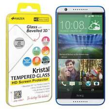 AMZER KRISTAL HD TEMPERED GLASS SCREEN GUARD PROTECTOR FOR HTC DESIRE 820
