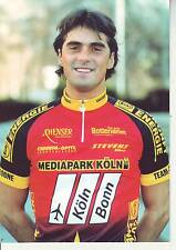 CYCLISME  carte cycliste ANDREAS KAPPES équipe  TEAM COLOGNE