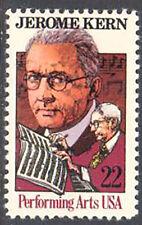 SC#2110 - 20c Jerome Kern Single MNH